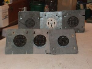 5 ELECTRIC STOVE PLUGS ,only 3 left