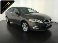 2012 62 FORD MONDEO ZETEC BUSINESS EDITION TDCI 1 OWNER SERVICE HISTORY FINANCE