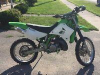 1999 Kawasaki KDX 220R