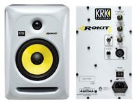 KRK Rokit 5 White G3 (Pair)