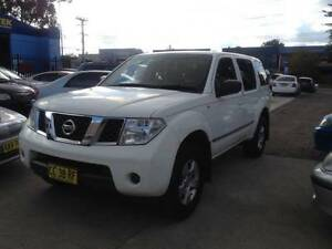 2009 Nissan Pathfinder Wagon/turbo diesel/7seat Smithfield Parramatta Area Preview