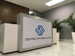 Bureaux à frais partagés / domiciliation / salle de conférence