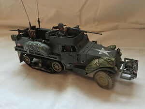 "Forces Of Valor ""WWII US M3A1 Half Track "" London Ontario image 3"