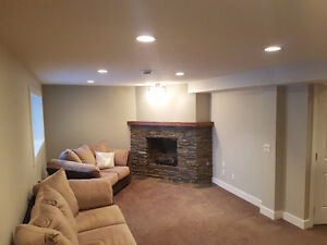 NEWLY RENOVATED COACH HILL BASEMENT SUITE