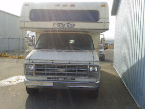 1978 GMC Citation Motorhome