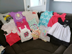 Mint Condition 2T Girl Clothes