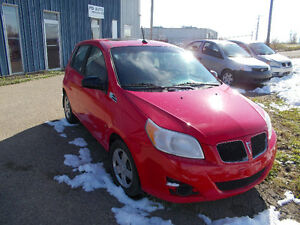 2009 Pontiac Wave loaded Hatchback
