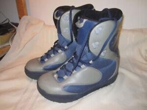 Senior/Men's Snowboard Boot Size 9½ & 13