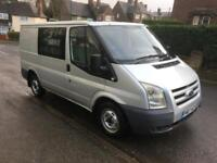 Ford Transit 2.2TDCi Duratorq ( 110PS ) 280S ( Low Roof ) Double 280 SWB