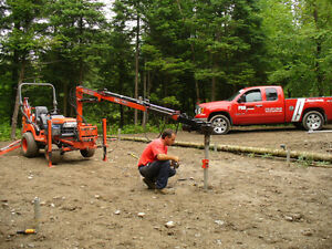 Dealership business Helical Screw piles - Peterborough area Peterborough Peterborough Area image 3