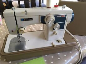 New home sewing machine vintage retro