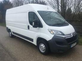 2016 65 Citroen Relay 2.2HDi 130 2014MY 35 L3 H2 Enterprise Van