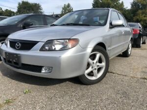 2002 Mazda Protege Attention students  Amazing value here
