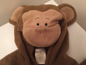 Old Navy Monkey Costume 4T/5T