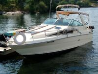 Bateau Searay Sundancer 268