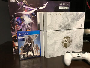 Looking to trade a ps4 for a Nintendo switch or 350$