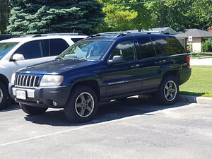 2004 Jeep Grand Cherokee Rocky Mountain Edition SUV ** Fast Sale