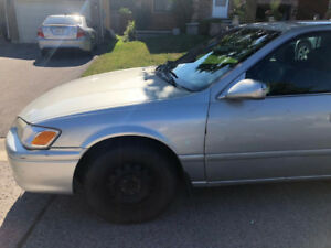 Used 2000 Toyota Camry - Only 124,807 km