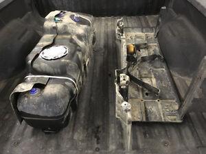 Diesel tank / Shield