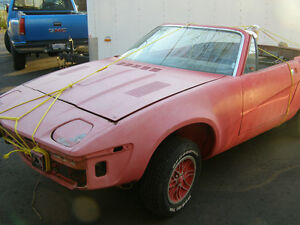 Triumph TR7 parts.  New and used. Windsor Region Ontario image 1