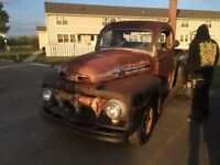 1952 Ford $2000 today