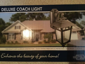 Deluxe coach lights set o three
