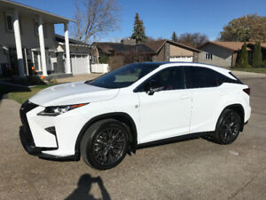 2016 Lexus RX 350 Series 3 Immaculate In/Out Only 39K