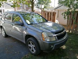 Chevrolet Equinox 06
