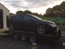 2006 Seat Leon 2.0 Tdi Breaking for parts.