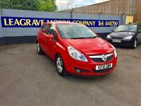 2010 Vauxhall Corsa 1.0 i ecoFLEX 12v Energy 5dr (a/c)