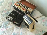 lecteur et enrégistreur cassette