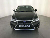 2014 64 LEXUS CT 200H ADVANCE CVT AUTO 1 OWNER SERVICE HISTORY FINANCE PX
