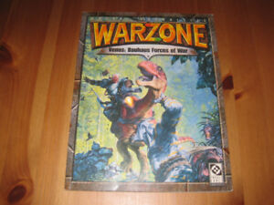 Warzone : Venus bauhaus forces of war
