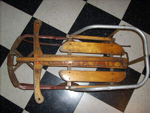 1950's Spartan Child's Sled