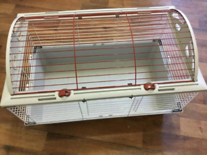 Living world cage Cochon d'inde Lapin rabbit bunny