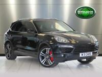 "2013 PORSCHE CAYENNE D V6 TIPTRONIC / 21"" TURBO II ALLOYS / ESTATE DIESEL"