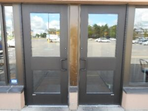 Commercial Aluminum | Store front | Windows | Doors