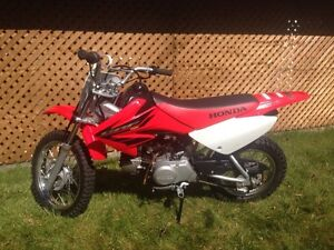 2004 Honda crf70 Immaculate Condition
