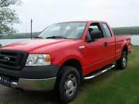 2005 Ford F-150 ext cab Pickup Truck 4x4 6700.00