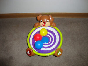 SPIN & GIGGLE PUPPY - BRIGHT STARTS