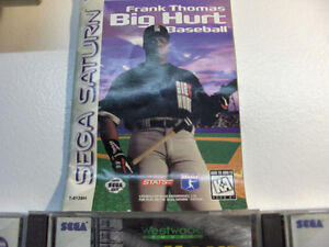 video games sega saturn Regina Regina Area image 4