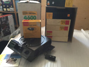 Slide Projector and more