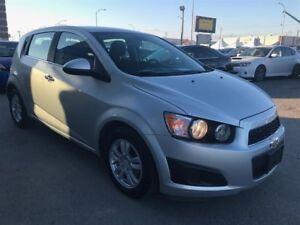 2012 Chevrolet Sonic LT, FINANCEMENT MAISON
