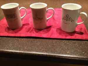 3 New Maxwell Williams Designer Homewares....Mugs