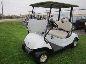 "2010 YAMAHA DRIVE ""GAS"" GOLF CART *FINANCING AVAIL. O.A.C. London Ontario image 2"