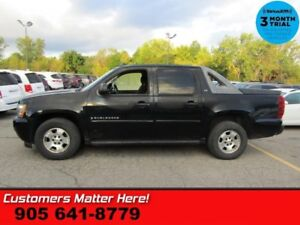 2009 Chevrolet Avalanche LS  4X4 5.3L POWER SEAT BLUETOOTH 17 AL