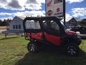 New 2016 Honda Pioneer 1000 5 EPS