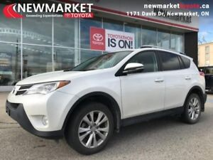 2015 Toyota RAV4 AWD Limited  - trade-in - Certified - $93.54 /W
