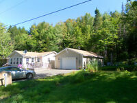 All Season Home with view of Pollett River in Elgin
