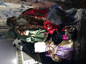 Multiple Halloween costumes for sale